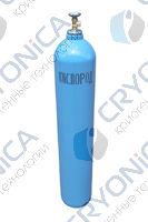 Новый баллон для газов 40л (кислород, аргон, углекислота, газовая  смесь, азот, аммиачный, элегазовый)