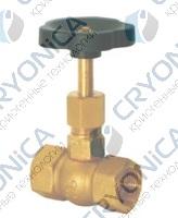 Игольчатый клапан серии 04010
