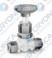 Клапаны из перфторалкокси (PFA) серии 4RP