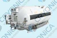 Цистерна транспортная криогенная ЦТК- 2,5/0,25П