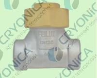 Обратный клапан криогенный типа DH
