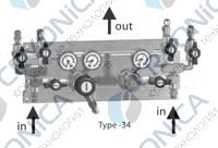 Панель GCE Druva SMD 320-16/-24/-25