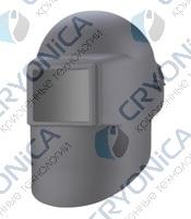 Сварочный щиток KRASS MOST с защитным темным стеклом