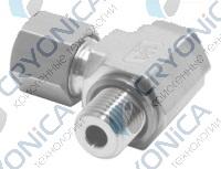 Фитинг Банжо угловой конфигурации DIN на высокое давление серии DWH-G/M