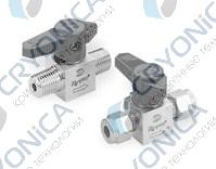 Запорный кран пробковый Hy-Lok серии Plug