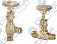 Игольчатый клапан серии CMM250, CFF250