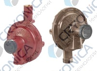 Регулятор давления второй ступени REGO 5807, 5808 и 5820
