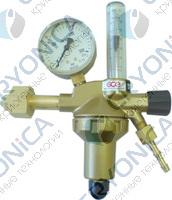 Баллонный редуктор с ротаметром DINFLOW Control N1* (ARV0059)