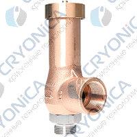 Предохранительный клапан RP 636, 646, 656 DN13