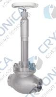 Тип 01272 Запорный клапан